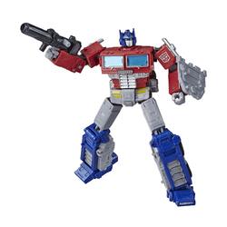 Figurine Optimus Prime 18 cm - Transformers Génération War for Cybertron