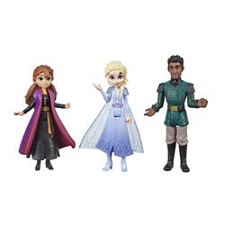 Mini poupées Elsa Anna et Mattias 8 cm - La Reine des Neiges 2