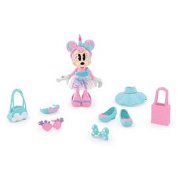 Figurine Minnie Fashionista 15 cm  -  Licorne