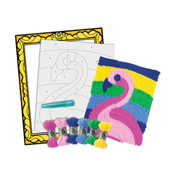 Coffret Y'ART flamant rose