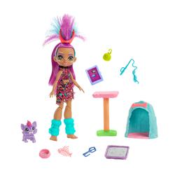 Mini-poupée Cave Club Roaralai avec accessoires