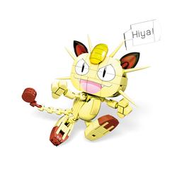 Pokémon à construire Miaouss