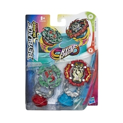 Toupie Beyblade pack duel - Dullahan et Viper Hydrax