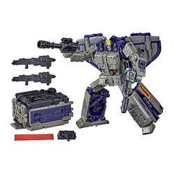 Figurine Astrotrain 18 cm - Transformers Génération War for Cybertron