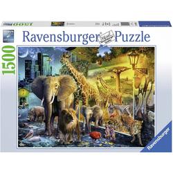 Puzzle 1500 pièces- Le portail
