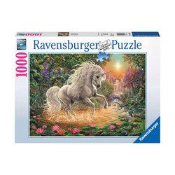 Puzzle 1000 pièces - Mystique licorne