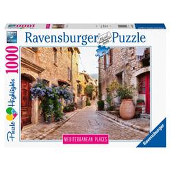 Puzzle 1000 pièces - France Méditerranéenne