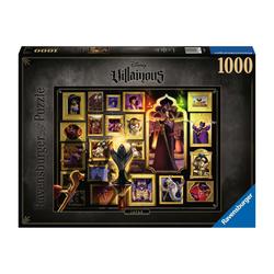 Puzzle 1000 pièces Disney villainous - Jafar