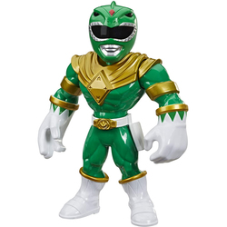 Figurine Mega Mighties Force verte 25 cm - Power Rangers