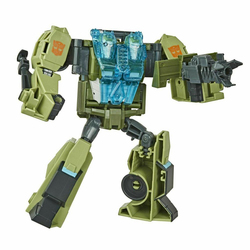 Figurine Rack N Ruin 17 cm - Transformers Cyberverse