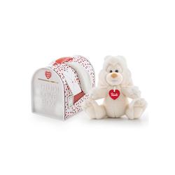 Peluche Lapin Virgil Love box