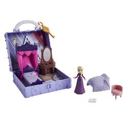Figurine et Mini coffret Chambre d'Elsa - La Reine des Neiges 2