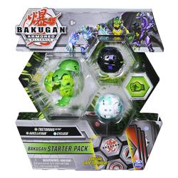 Bakugan - Starter pack Tretorous Ultra - Saison 2