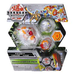 Bakugan - Starter pack Gillator Ultra transparent - Saison 2