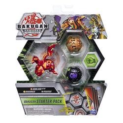 Bakugan - Starter pack Howlkor Ultra - Saison 2
