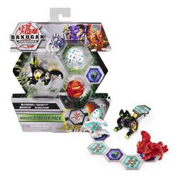Bakugan - Starter pack Hydorous x Trhyno Ultra - Saison 2