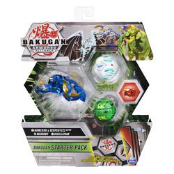 Bakugan - Starter pack Howlkor x Serpenteze Ultra - Saison 2
