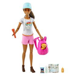 Poupée Barbie bien-être randonnée