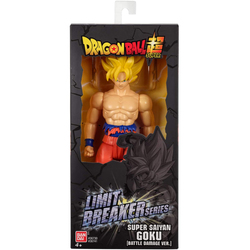 Figurine Super Saiyan Goku Limit Breaker - Dragon Ball Super