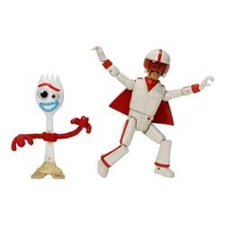 Toy Story 4 - Figurine Fourchette et Duke Caboom
