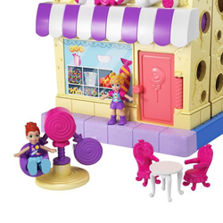 Polly Pocket - La confiserie - Pollyville