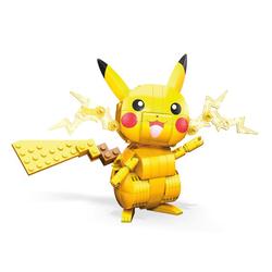 Pikachu - Pokémon à construire