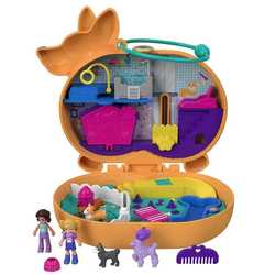 Polly Pocket - Coffret univers l'hôtel de corgi