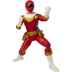 Figurine Power Rangers Lightning collection 15 cm - Zeo Red Ranger