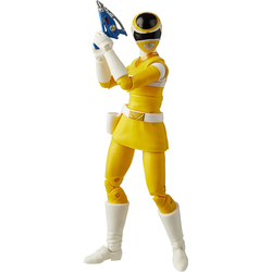 Figurine Power Rangers Lightning collection 15 cm - In Space Yellow Ranger