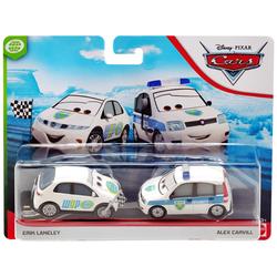 Cars - 2 véhicules Erik Laneley et Alex Carvill