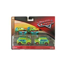 Cars - 2 véhicules Hit et Run