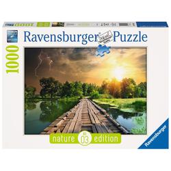 Puzzle 1000 pièces Lumière mystique