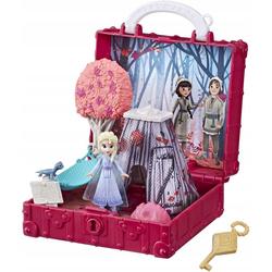 Figurine et Mini coffret - Elsa et la Forêt enchantée - La Reine des Neiges 2