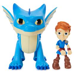 Dragons Rescue Riders  - Figurines Dak et Winger