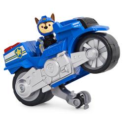 Pat'Patrouille Moto Pups - Figurine Chase + véhicule