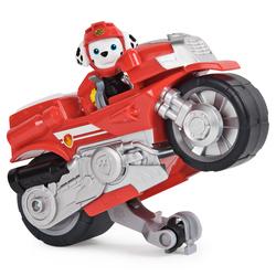 Pat'Patrouille Moto Pups - Figurine Marcus + véhicule