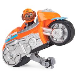 Pat'Patrouille Moto Pups - Figurine Zuma + véhicule