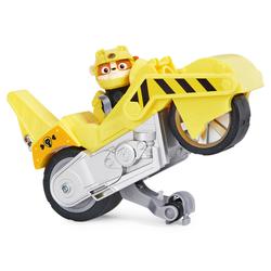 Pat'Patrouille Moto Pups - Figurine Ruben + véhicule