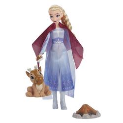 Poupée Elsa et ses amis - La Reine des Neiges 2