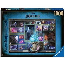 Puzzle Hadès 1000 pièces - Collection Disney Villainous