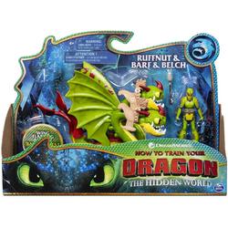 Dragons 3 - Tuffnut et Barf & Belch