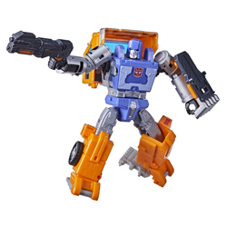 Figurine 14 cm Transformers Generations War for Cyberton Deluxe - Huffer