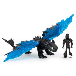 Dragons Legends Evolved - Figurine Harold et Krokmou