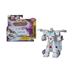 Figurine Bumblebee Cyberverse Adventures Autobot Ratchet 11 cm - Transformers