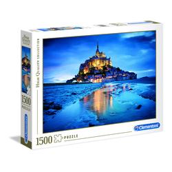 Puzzle 1500 pièces - Le Mont Saint-Michel