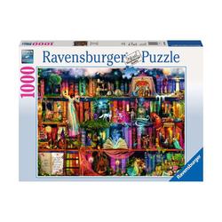 Puzzle 1000 pièces - Contes magiques