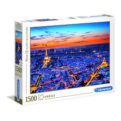Puzzle 1500 pièces - Paris