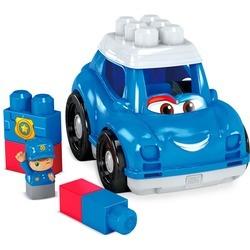 Lil'Véhicule voiture de police et blocs de construction
