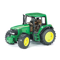 Tracteur John Deere 6920
