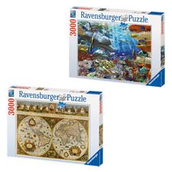 Puzzle 3000 Pièces